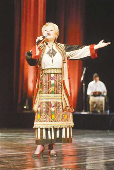 Singer Susana Spasvoska spreads Chinese culture with her voice 'I want to sing more Chinese songs to the world'
