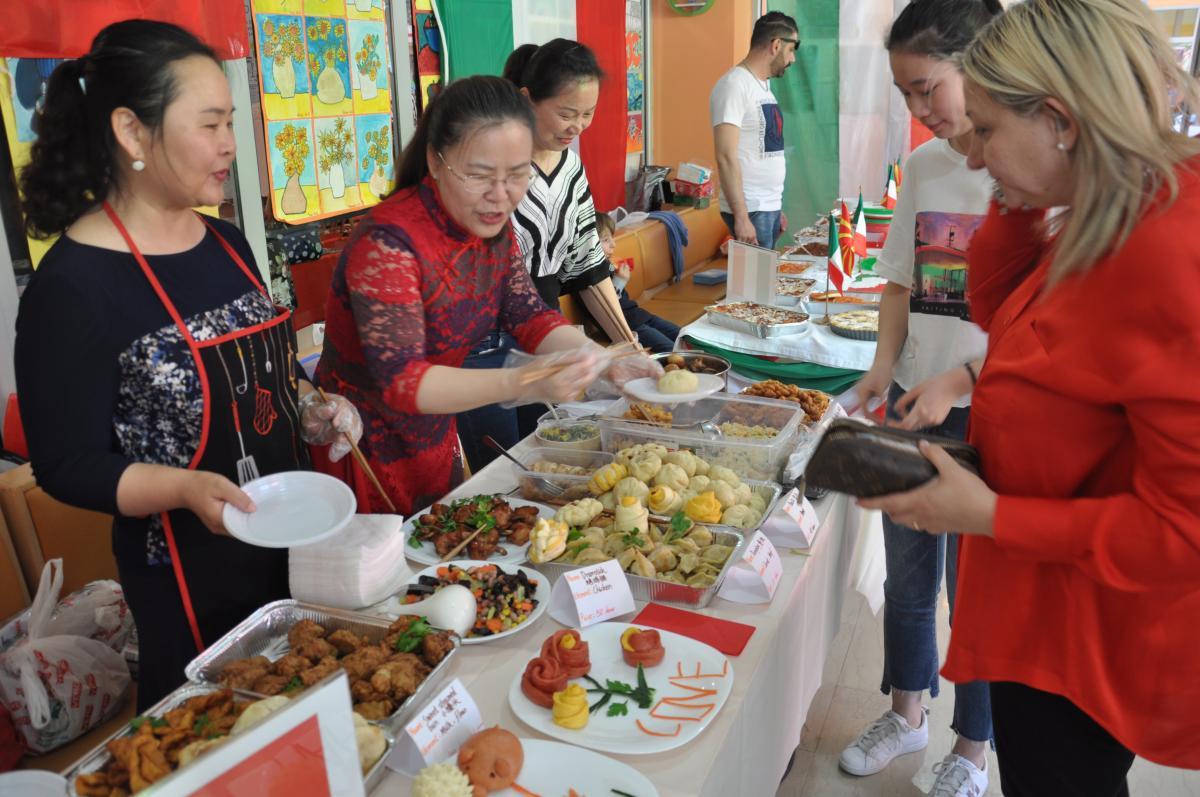 Family Bazaar in Nova International School